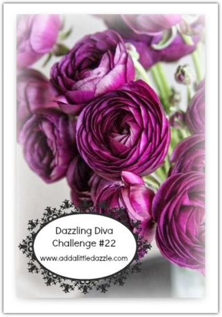 Dazzling Diva Challenge - Pantone Color of the Year