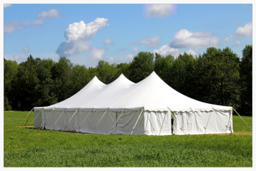 Graduation Party Ideas - Tents, Tables, Chairs and how to pick the right venue for your event!  visit www.1stclasscreativity.com